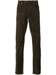 Tom Ford Skinny Jeans Brown