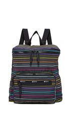 Le Sport Sac Portable Backpack Le Stripe Travel