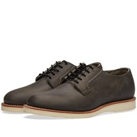 Red Wing Shoes 3119 Heritage Work Postman Oxford Brown