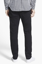 True Religion 'Rocco' Slim Fit Jeans Midnight Black