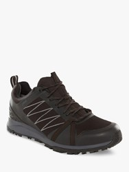 The North Face Litewave Fastpack Ii Gtx 'S Hiking Shoes Black Ebony Grey