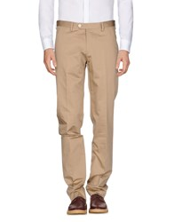 Fradi Trousers Casual Trousers Beige