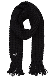 Roxy Scarf True Black