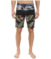 Billabong Tribong X Havana 19 Boardshorts Black Men's Swimwear