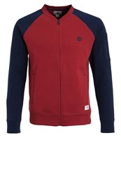 Timberland Tracksuit Top Rot Red