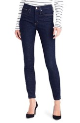 J.Crew Women's Toothpick High Rise Jeans Classic Rinse