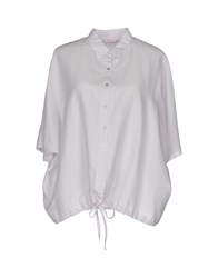 Rossopuro Shirts Blouses Lilac