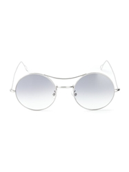 Kyme 'Ros Flash' Sunglasses Metallic