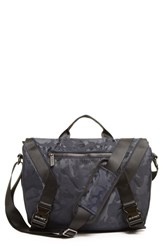 2Xist Men's 2 Blue X Ist Messenger Bag Midnight Camo