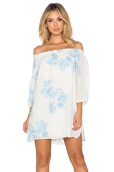 The Ldrs Beach Tunic White