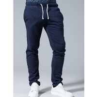 Knowledge Cotton Apparel Navy Joggers