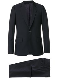 Paul Smith Classic Two Piece Suit Blue