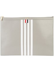 Thom Browne Large Zipper Laptop Holder 39X28cm With Contrast 4 Unavailable