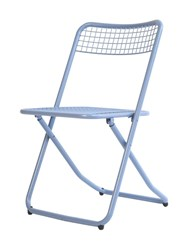 Houtique Silla 085 Chair Blue