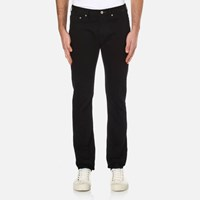 Paul Smith Ps By Men's Slim Fit Jeans Raw Blue
