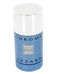 Azzaro Chrome 75Ml Deodorant No Color