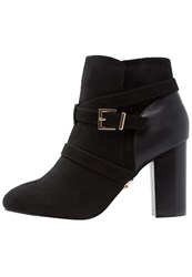 Lipsy High Heeled Ankle Boots Black