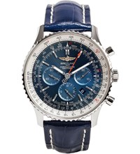 Breitling Ab012721 C889 746P Navitimer 01 46Mm Watch Stainless Steel