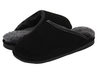 Old Friend Scuff Black Men's Slippers