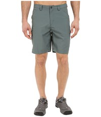 Mountain Hardwear Mesa Ii Shorts Thunderhead Grey Men's Shorts Gray
