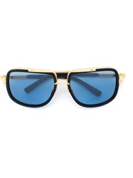 Dita Eyewear 'Mach One' Sunglasses Blue