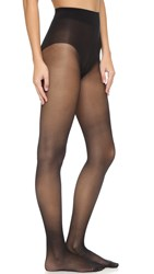 Wolford Seamless Pure 10 Tights Black