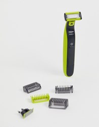 Philips One Blade Face And Body Qp2620 Clear