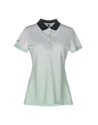 Colmar Polo Shirts Light Green