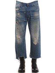 Levi's 18Cm Ripped Old West Denim Jeans