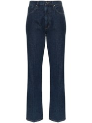 Gold Sign Goldsign 90'S Classic Straight Leg Jeans Blue