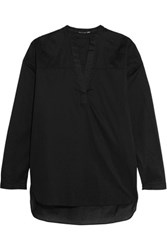 Rag And Bone Barcelona Cotton Top Black