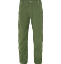 Patagonia Venga Rock Organic Stretch Cotton Trousers Green