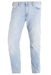 Lee Arvin Regular Tapered Jeans Tapered Fit Blue Lagoon Bleached Denim