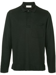 Cerruti 1881 Chest Pocket Polo Shirt Black