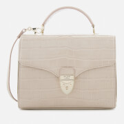 Aspinal Of London Women's Mayfair Tote Bag Soft Taupe