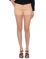Doralice Trousers Shorts Women Apricot