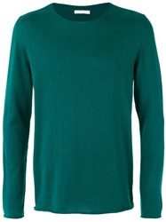 Societe Anonyme 'Universal' Pullover Unisex Cotton Xl Green