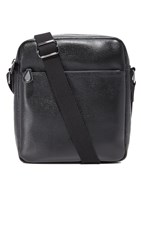 Ted Baker Flycor Messenger Bag Black