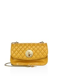 See By Chloe Lois Medium Quilted Leather Chain Shoulder Bag Hazel