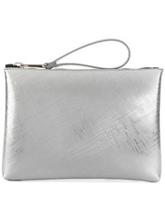 Gum Textured Clutch Metallic