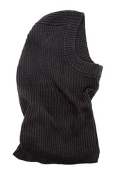 Rogue Opening Detail Wool Snood Gray
