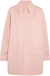 Maison Martin Margiela Mm6 Denim Jacket Pastel Pink
