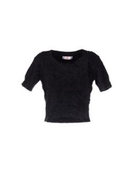 American Apparel Sweaters Black