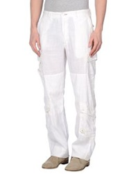 Mason's Casual Pants White
