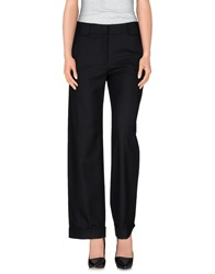 Irma Bignami Casual Pants Black