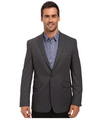 Kenneth Cole Reaction Slim Fit Separate Coat Grey Gray