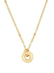 Spinelli Kilcollin Nebula Yellow Gold Necklace