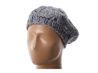 San Diego Hat Company Knh3228 Cable Knit Beret Dove Berets Beige