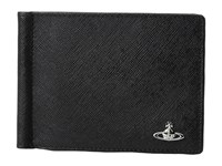 Vivienne Westwood Kent Wallet W Money Clip Black Wallet Handbags