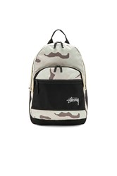 Stussy Stock Desert Camo Backpack Sage